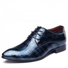 Glossy <b>Leather</b> Men's <b>Dress</b> Shoes