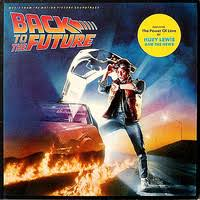 Soundtrack : Back To The Future - Record Shop Äx