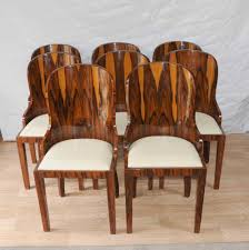 set art deco dining chairs rosewood furniture s interiors art deco dining chairs solid oak s art deco dining arm