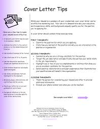 Cover Letters For Resumes Samples  cover letter examples of cover     happytom co