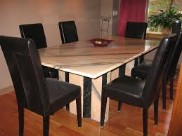 Stone Dining Room Table Cool Stone Dining Room Tables Tre16 Bjxiulancom