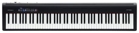 <b>Цифровое пианино Roland</b> FP-30 — купить по выгодной цене на ...