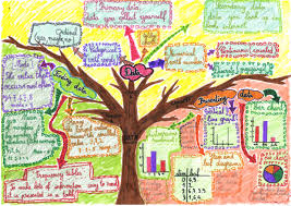 project maths junior certificate mindmap on statistics developed by students 3