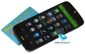 Mobile-review.com Computex 2014. Смартфон Acer Liquid Jade и ...