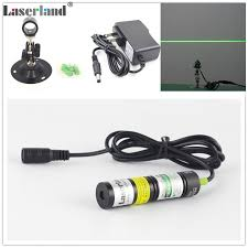 18*75mm <b>532nm</b> 10mW 20mW 30mW <b>50mW Green Laser</b> Line ...