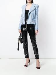 <b>Balmain</b> tweed biker jacket | пошив в 2019 г. | Куртка, Пиджак и ...