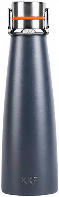 <b>Умный термос Xiaomi Kiss</b> Kiss Fish KKF Insulation Cup серый ...