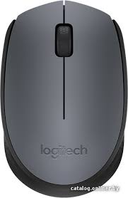 <b>Logitech</b> M170 <b>Wireless Mouse</b> Gray/Black [910-004642] <b>мышь</b> ...