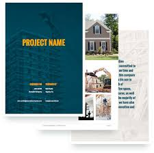 construction proposal template sample construction proposal template