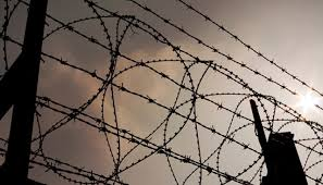Znalezione obrazy dla zapytania kraty wiezienne