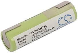 <b>Cameron Sino 2000mAh</b>/2.4Wh Replacement <b>Battery</b> for Wahl 4810 ...