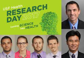 school of physical therapy rehabilitation sciences usf health sptrs students faculty win usf health research day awards
