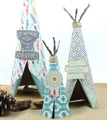 indian theme party table decor teepee parties woodland theme indian brave boho birthday tribal bohemi