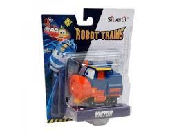 Детские товары <b>Robot Trains</b> (Silvesit) - купить в детском ...
