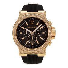 Двойка <b>Michael Kors</b> силиконовый ремешок наручные <b>часы</b> ...
