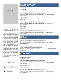 doc resume template word personal biodata modern resume templates word printable