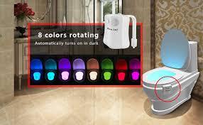 Best <b>Light Motion Activated Toilet</b> Night <b>Light Toilet</b> Nightlight ...