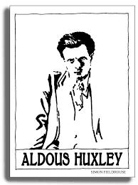 aldous huxley simon fieldhouse