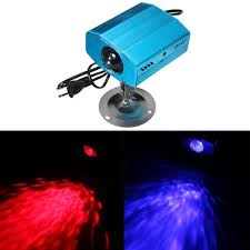 <b>3W LED</b> Water Wave <b>LED</b> Laser Stage Lighting Projector Wedding ...
