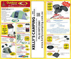 Outdoor connection Christmas 2013 Catalogue by Kelly's Camping ...