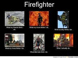 firefighter meme - Fire Critic via Relatably.com