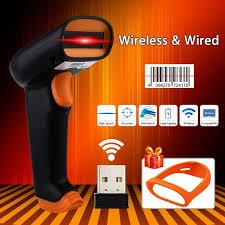 <b>NETUM S2</b> Wireless <b>Barcode</b> Scanner 2000mAh Bar Code Reader ...