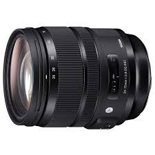 ᐅ <b>Sigma AF</b> 24-70mm f/2.8 DG OS HSM Art <b>Nikon</b> F отзывы — 5 ...