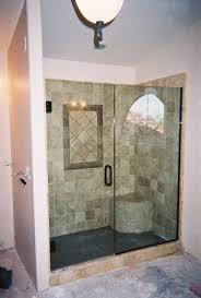 frameless glass shower doors tub alluring wall sliding doors