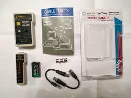 Обзор от покупателя на <b>Тестер кабеля 5BITES LY-CT007</b> ...