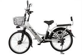 <b>Велогибрид Green City e-ALFA</b> купить в Москве