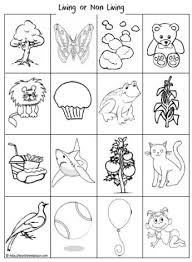Worksheets, Everything and Awesome on PinterestCharacteristics of Living Things. Characteristics of living things worksheets and printables