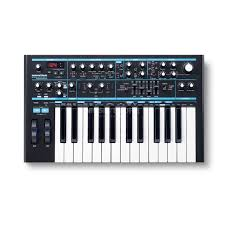 <b>Novation Bass Station</b> II Analog Synthesizer | MUSIC STORE ...