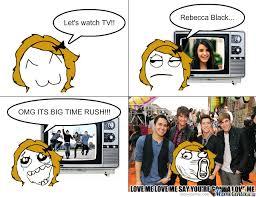 I Love Big Time Rush by missbtr515 - Meme Center via Relatably.com