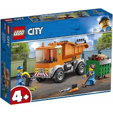 LEGO CITY Конструктор Мусоровоз (60220) купить в ... - MYplay
