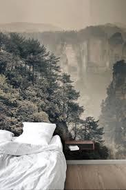 Modern Wallpaper For Bedrooms 17 Best Ideas About Mountain Wallpaper On Pinterest Landscape