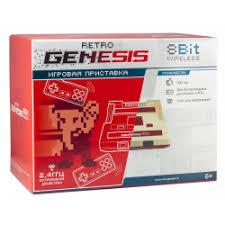 Отзывы о <b>Приставка Retro</b> Genesis <b>Dendy</b> 8 bit