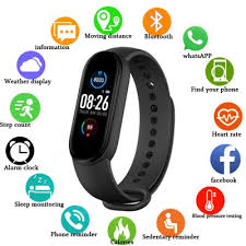 TWS M5 <b>Smart Watch</b> Remote Photo - Self Camera Bluetooth ...