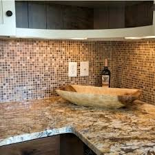 <b>Мозаика из натурального камня</b> в Оренбурге от компании Marble