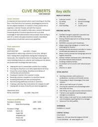 good cv retail   job application letter sample for customer servicegood cv retail retail cashier cv sample retail cashier cv formats retail cv template sales environment
