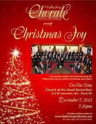 past concerts christmas joy 2013