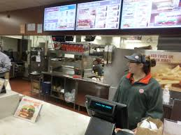 workers see minimum wage hike monroe woodbury ny local news jessica mazza 17 works the counter at burger king in monroe on wednesday evening photo by nathan berg