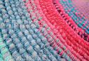 Как сделать коврики своими руками из ниток