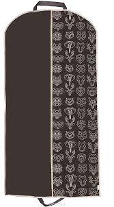 """<b>Чехол для одежды Homsu</b> """"Geometric Animals"""", цвет: коричневый ..."""