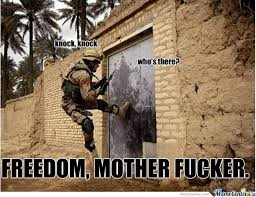 Freedom Memes. Best Collection of Funny Freedom Pictures via Relatably.com
