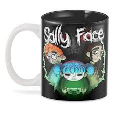 Купить <b>3d кружка printio</b> sally face салли фейс с доставкой по ...
