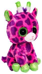 Купить <b>Мягкая игрушка TY</b> Beanie boos <b>Жираф</b> Gilbert 15 см по ...