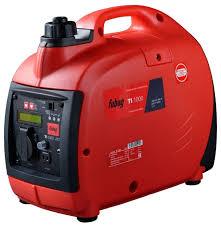Купить Бензиновый <b>генератор Fubag TI 1000</b> (838978) (900 Вт ...