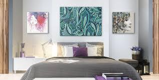 image credit easy canvas prints bedroom modern kitchen track