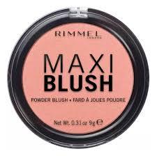 Купить <b>румяна для лица Maxi</b> Blush 9г Rimmel в Москве по ...