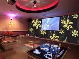 Kết quả hình ảnh cho thi công decal dan tường quan karaoke